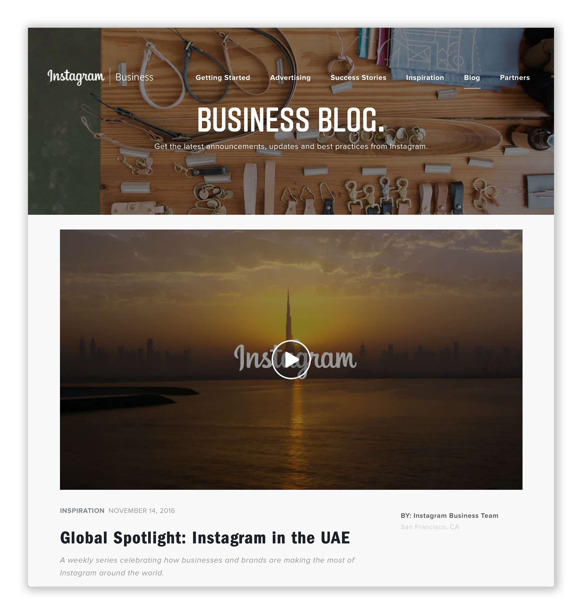 Ig Businessblog