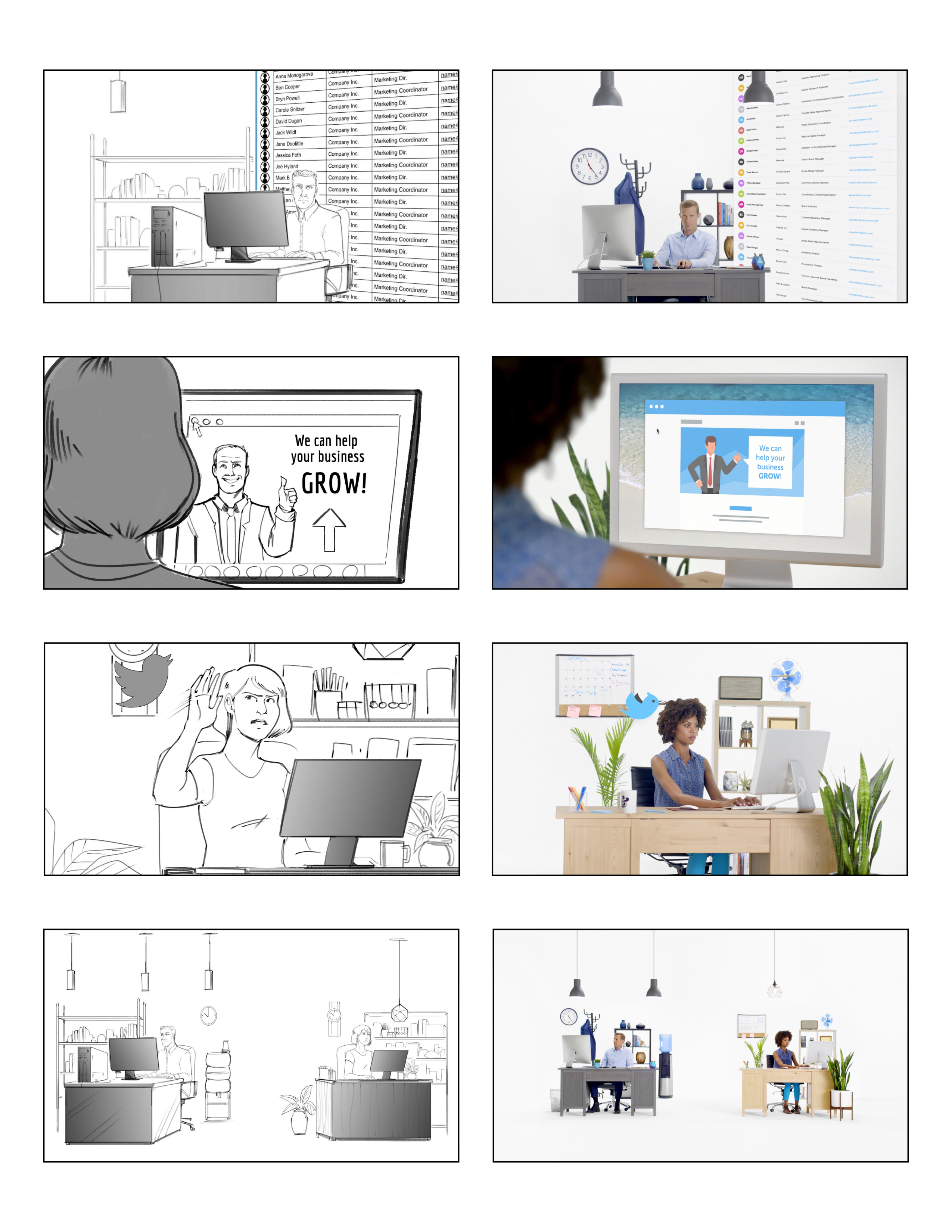 On24 Storyboard Comparison