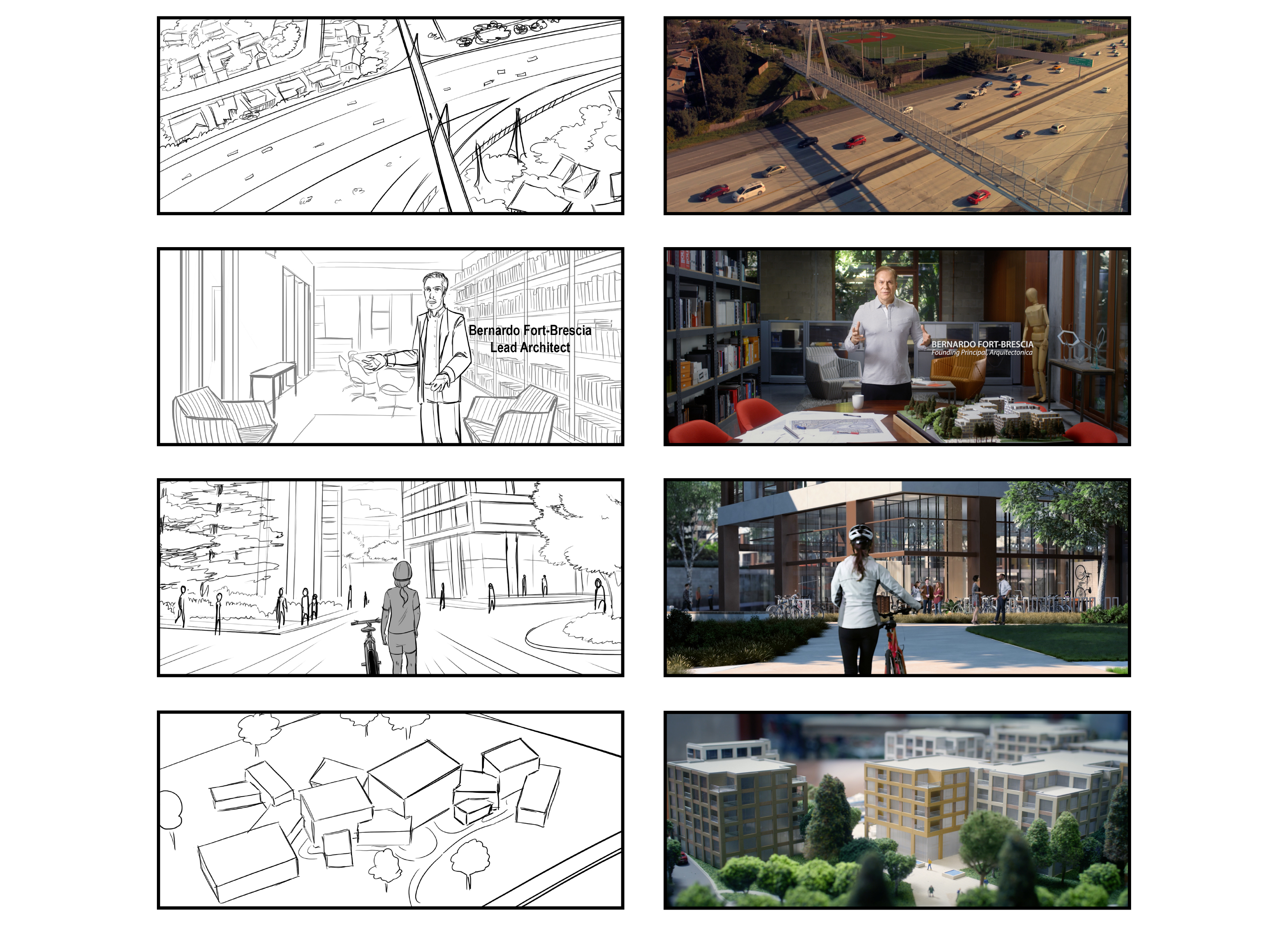 Irvineco Storyboard Comparison